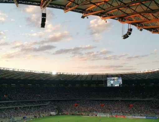 estádios brasileiros pós copa de 2014
